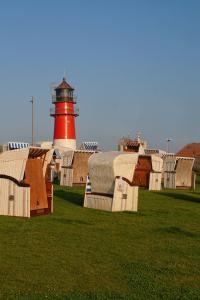 Leuchtturm Büsum mit Strandkörbe Holiday, Photos, Beach Basket, Lighthouse, Vacations, Holidays, Holidays Events, Annual Leave