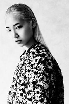 soo joo / korean model