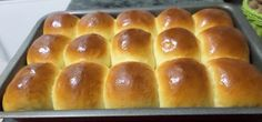 Colchones de Naranja - Pan Dulce