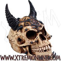 gótico steampunk big mecánicamente con decoración de calavera Cráneo