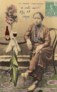 Saîgon - Congaî annamite