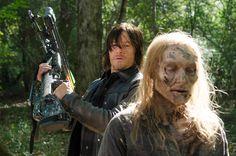 The Walking Dead temporada 5: todas las muertes en un solo video