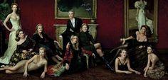 orecchini e gioielli 1129design - ispirazioni e divagazioni: Le foto delle star di Hollywood di Annie Leibovitz per Vanity Fair