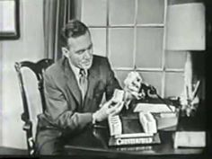 Classic Chesterfield Cigarettes Commercial from the 1950's