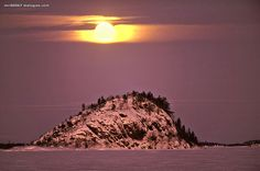 Ukonkivi - Sacred place of the Inari Saami in Finland