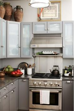 Classic Contemporary Kitchen by Deborah French