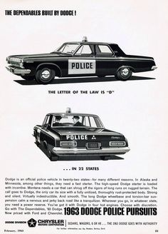 Directory Index: Dodge Ralph Mcquarrie, Norman Rockwell, Old Police Cars, Bodies, Old American Cars, Emergency Vehicles, Police Vehicles, Car Brochure, Bad Photos