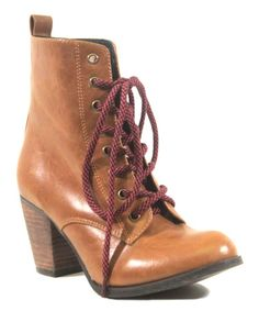 This Tan Detour Boot is perfect! #zulilyfinds.  $34.99, regular $85.00.  Also avialble in other colors. Coming 4/7