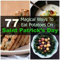 77 Magical Ways To Eat Potatoes On Saint Patrick's Day (or any other day)