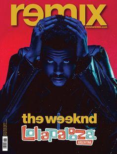 Tapa Remix 224 The Weeknd | Lollapalooza 2017