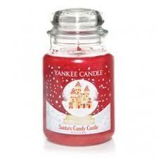 Santa's Candy Castle Yankee Candle 22oz Large Jar Limited Edition * Details can be found by clicking on the image.