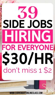 Looking for work from home jobs to earn extra money full-time or par-time? Get the latest work at home job leads on this page. Perfect for stay-at-home moms Work From Home Companies, Online Jobs From Home, Home Jobs, Online Work, Jobs Uk, Online Sales, Earn Money From Home, Way To Make Money, Earn Money Online