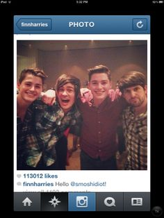 Smosh with the Harries Twins! HOW DID I NOT SEE THIS HAPPEN