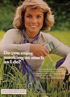 Cigarette Gauloise tactil