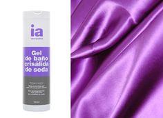 #GEL CRISÁLIDA DE #SEDA:  Suavizante, nutritivo, reparador.  Las mujeres que trabajaban la seda tenían una #piel excelente. Así fue como se descubrieron las excelentes propiedades cosméticas de la Crisálida de Seda.  Ideal para pieles secas o deshidratadas.