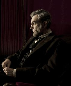 Daniel Day Lewis - Lincoln... Steven Spielberg, director