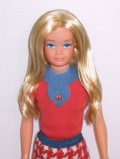 1974 Growing Up Skipper doll
