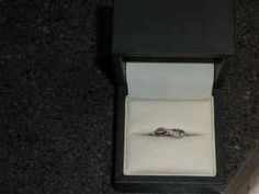 Diamond Ring - $150 (Sherwood)