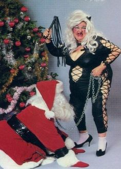 Scary Christmas and Crappy New Year . Love Edith Massey she did lots of John Waters films