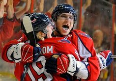 NICKY is back!  Let's go CAPS!