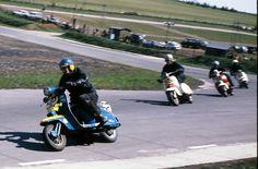 scooter racing lidden hill — downhill lammy jammy