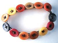 Button Bracelet Tutorial! - Angel Eden Blog -- For Operation Christmas Child