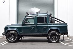 Spectrum Motor Centre Have A Great Selection Of Used Land-rover Defender In Chester. If You Need A Used Car Then Visit Us For Quality Second Hand Land-rover Defender In Cheshire Land Rover Defender Pickup, Landrover Defender, Pick Up Diesel, Expedition Vehicle, Land Rovers, Range Rover, Pickup Trucks, Luxury Cars, Cars