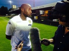 sol bamba interviewed after the pre-season friendly against harrogate town 10/7/25