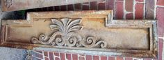 Cast iron window lintels: Architectural Salvage Online Store, Buy ...