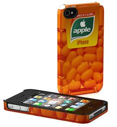 Tic Tac iPhone case