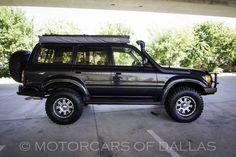 1997 Toyota Land Cruiser | Carrollton, TX | Motorcars of Dallas