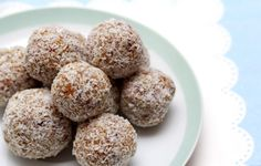 Chocolate Peppermint Balls Recipe No Bake