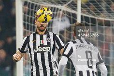Ferdinando Llorente in action during the Italian...