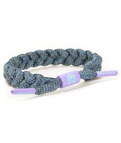 Rastaclat Marina Heather Blue Bracelet from Zumiez