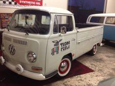 Nice early bay single cab VW