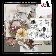 ArtPlay Palette Feui