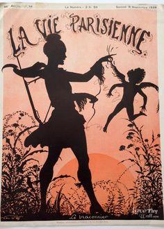 Vald'Es (Valvérane & D'Espagnat). La Vie Parisienne, 8 Septembre 1928. [Pinned 14-iii-2015]