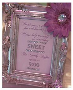 Hostess with the Mostess® - Purple Passion Candy Buffet