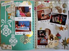 Karyn's Crafting Obsession: Use of veneer & doily!!!