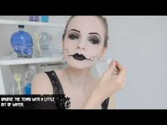 15 Easy Halloween Makeup Ideas That'll Inspire You This Spooky Holiday — VIDEOS | Bustle