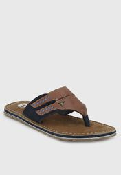 ID Tan Slippers Online Shopping Store
