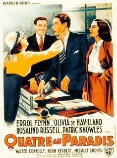 'Four's A Crowd' (1938) ...