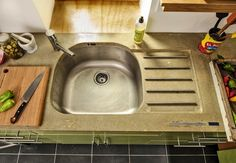How To: Make Concrete Countertops