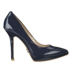 """As seen in the September issues of Glamour & InStyle.....the Love Fury pump was designed with a woman's obsession for shoes in mind.  Pointy toe platform pump with all leather upper.  4.5"""" heel and 3/4"""" platform."""