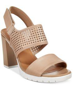 08bda52ea4e202 Clarks Artisan Women s Pastina Malory Sandals - Sandals - Shoes - Macy s Cute  Sandals