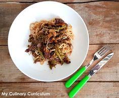 My Culinary Curriculum: Hampe de boeuf à l'asiatique (Asian beef stew)