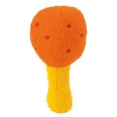 Käthe Kruse Babyrassel orange (8 Euro)