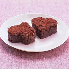 Receta de Brownie de Chocolate - Cocinar con niños - Recetas - Charhadas.com