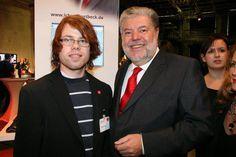 I and Kurt Beck.