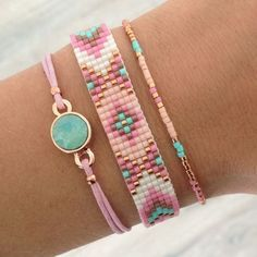 Tendance Bracelets Beads-armbandje Boho Dreams Tendance & idée Bracelets 2016/2017 Description Mint15 Bracelets with rosegold | www.mint15.nl